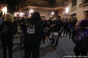 Correfoc i versots Festa Sant Andreu 2019  13