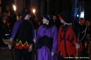 Correfoc i versots Festa Sant Andreu 2019  14