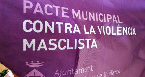 Presentació actes 25N a 2019 a Sant Andreu Barca 02
