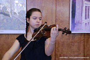 Recepció alumnes Escola Música Ajuntament 10