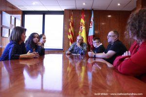 Recepció alumnes Escola Música Ajuntament 12