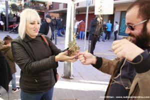 8a Fira de Nadal Sant Andreu Barca 06