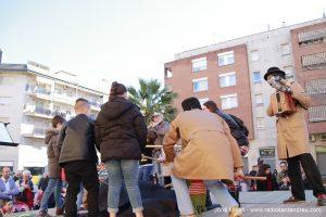 Caga tió Barri La Solana 2019 - 05