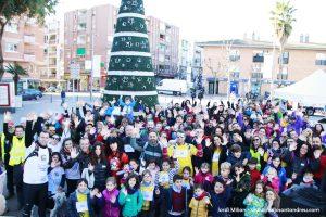 Caminada Solidària Marató tv3 Sant Andreu de la Barca - 01