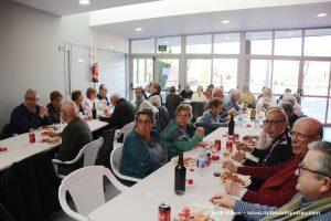Esmorzar solidari Penya Barcelonista Marató 2019 - 01