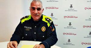 Jordi Bernat inspector policia local