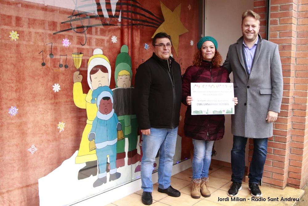 Premis Aparadors -3r PREMI OWL LANGUAGE SCHOOL
