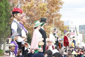 Trobada gegantera Festa Sant Andreu 2019 - 01