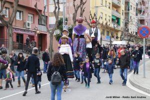 Trobada gegantera Festa Sant Andreu 2019 - 02