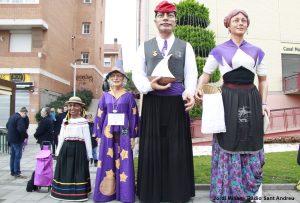 Trobada gegantera Festa Sant Andreu 2019 - 03