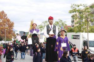 Trobada gegantera Festa Sant Andreu 2019 - 05