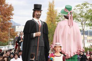 Trobada gegantera Festa Sant Andreu 2019 - 06