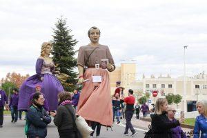 Trobada gegantera Festa Sant Andreu 2019 - 10