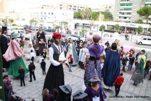 Trobada gegantera Festa Sant Andreu 2019 - 11