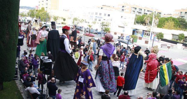 Trobada gegantera Festa Sant Andreu 2019 - 12