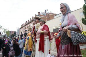 Trobada gegantera Festa Sant Andreu 2019 - 14
