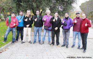 Trobada gegantera Festa Sant Andreu 2019 - 16
