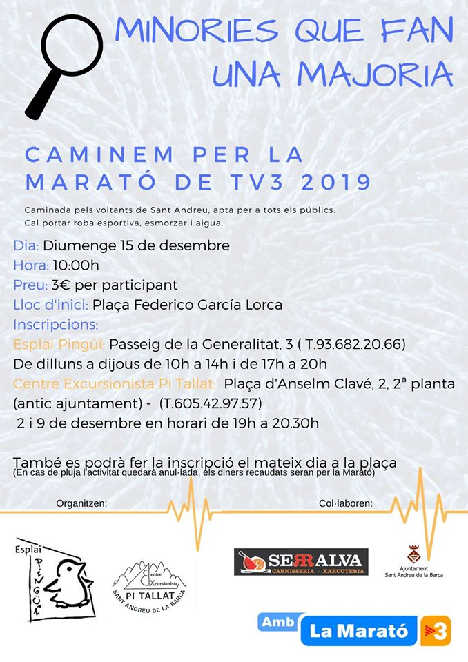 cartell marato tv3