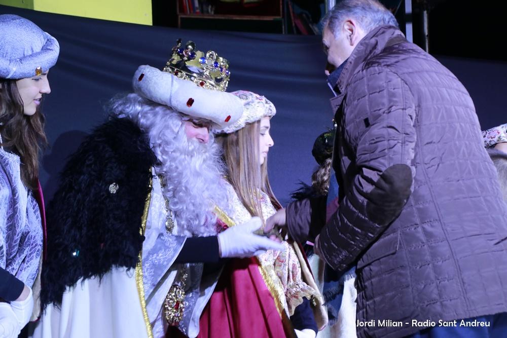 Cavalcada 2020 Reis Mags Sant Andreu Barca 06