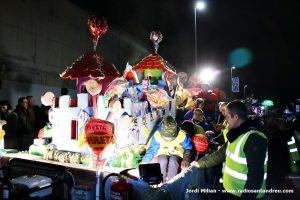 Cavalcada 2020 Reis Mags Sant Andreu Barca 24