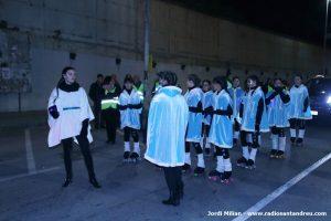 Cavalcada 2020 Reis Mags Sant Andreu Barca 37