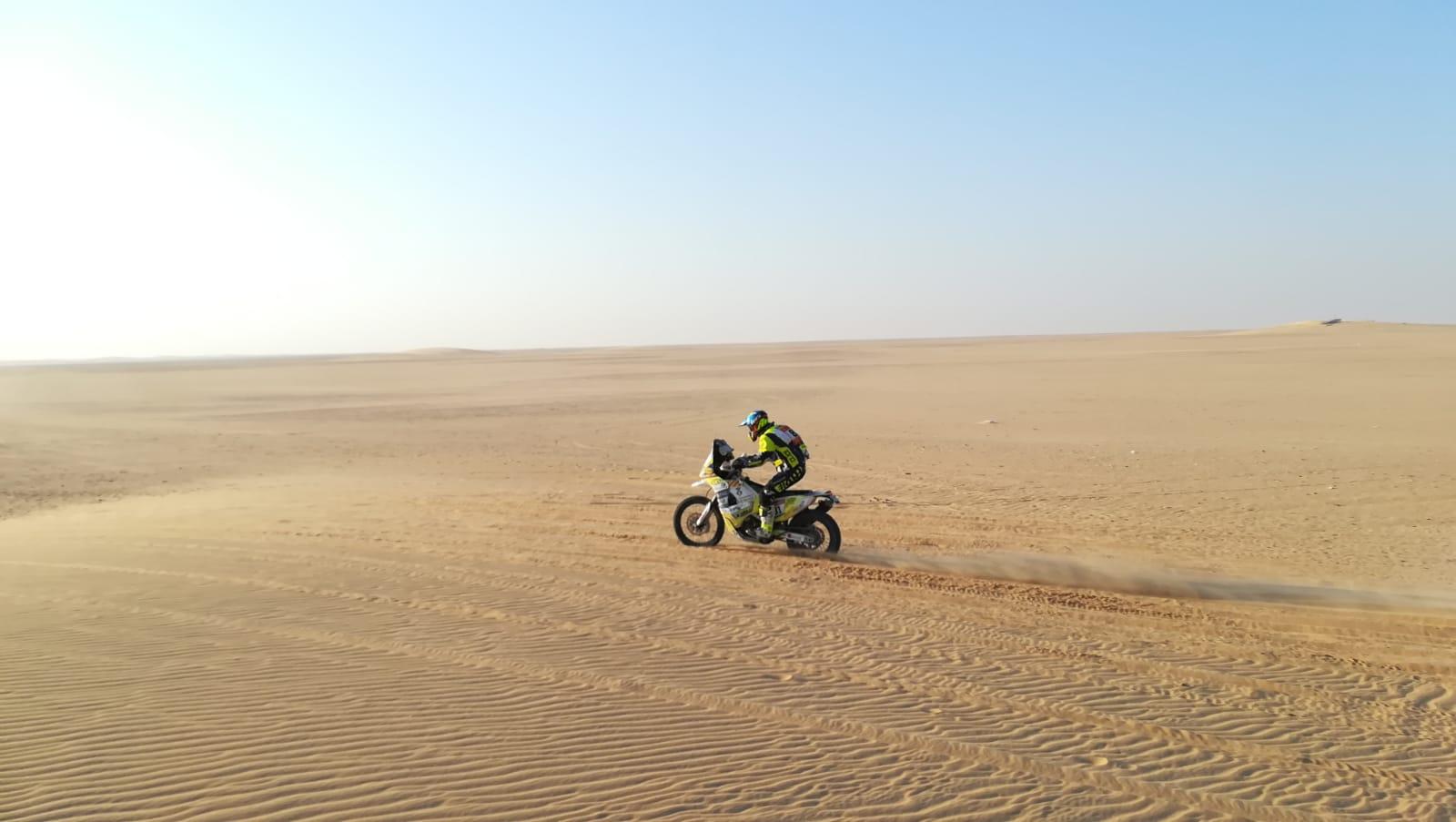 Dakar Pep Mas 10a etapa 01