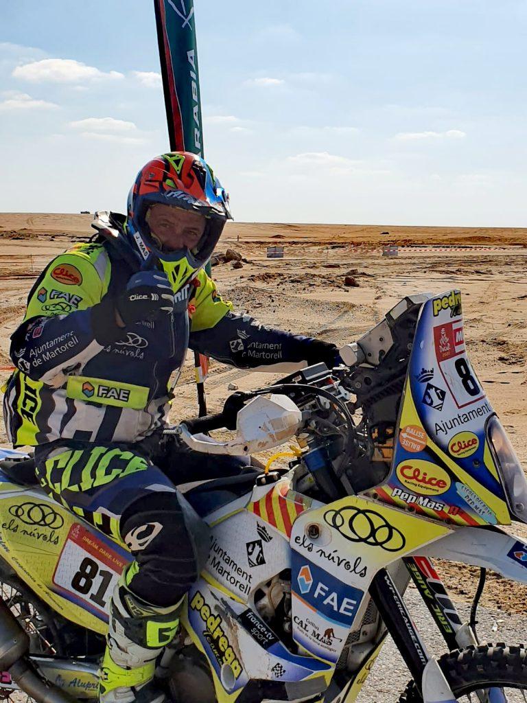 Dakar Pep Mas 11a etapa 01