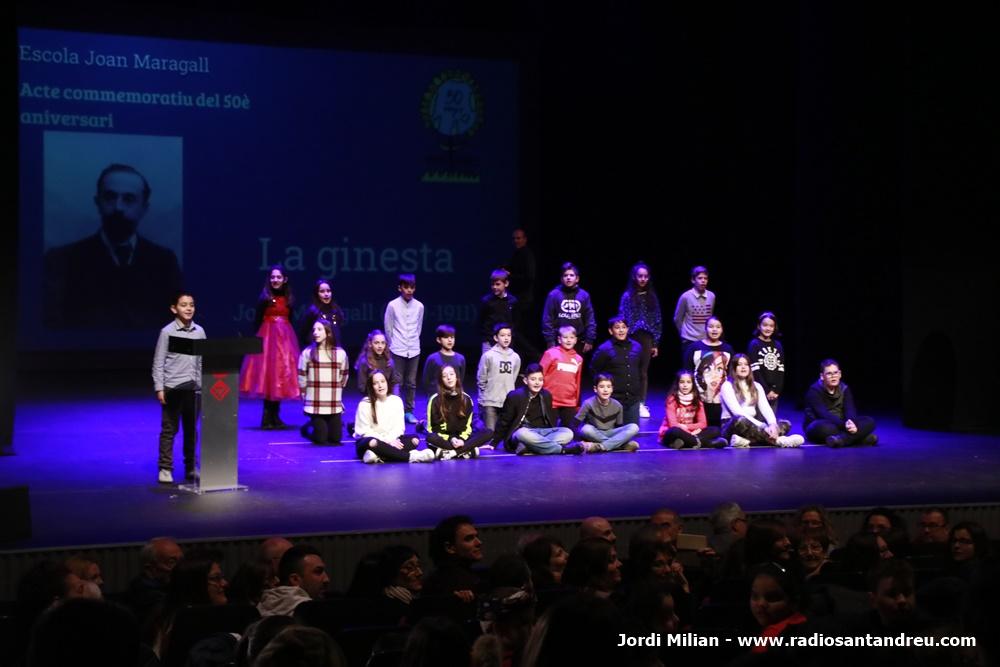 Escola Joan Maragall celebra 50 anys - 06