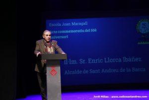 Escola Joan Maragall celebra 50 anys - 11