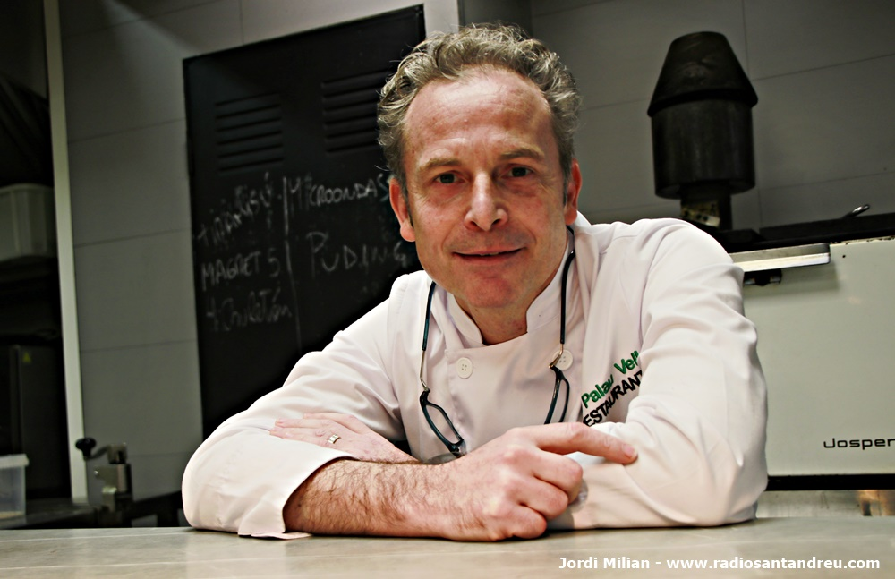 Josep Martín - El Restaurant El Palau Vell 02