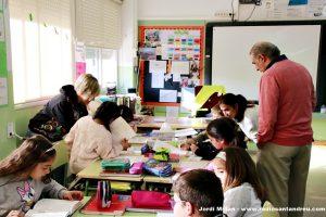 Escola Joan Maragall Comunitat Aprenentatge 01