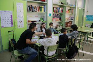 Escola Joan Maragall Comunitat Aprenentatge 07