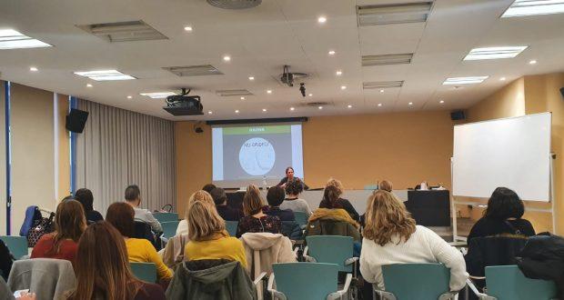 Xerrades educació emocional  Alba Castellví