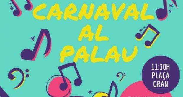 cartell carnaval palau