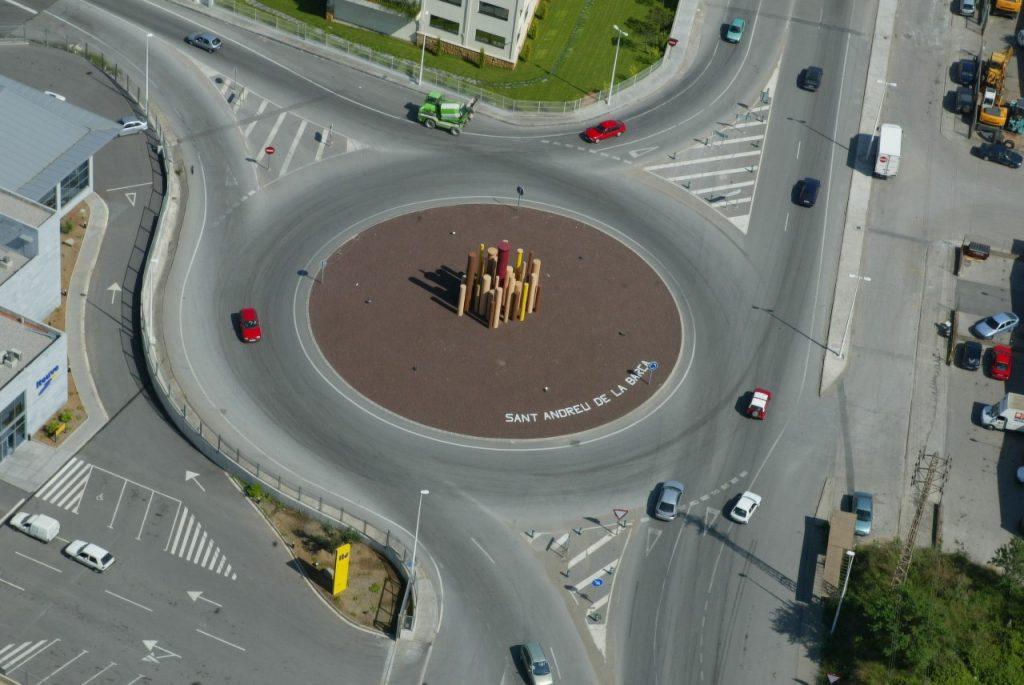 rotonda sant andreu industrial