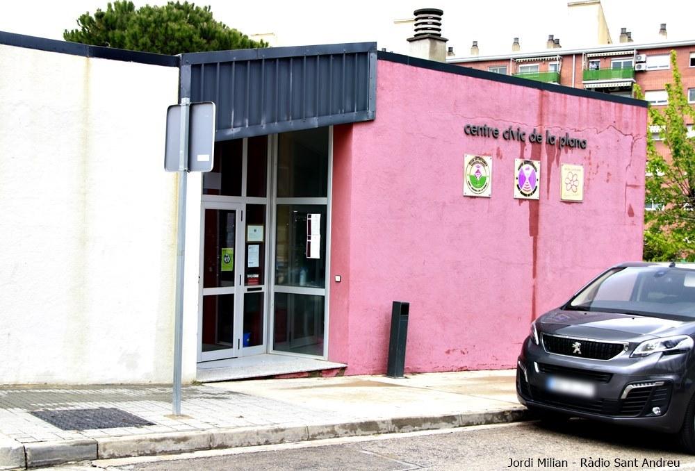 Centre Cívic de la Plana SAB 02