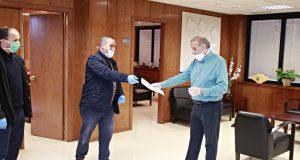 Comunitat islàmica dona 15.000 euros Ajuntament - 04