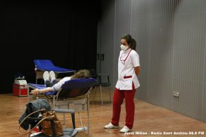 Donació de sang Sant Andreu de la Barca 01