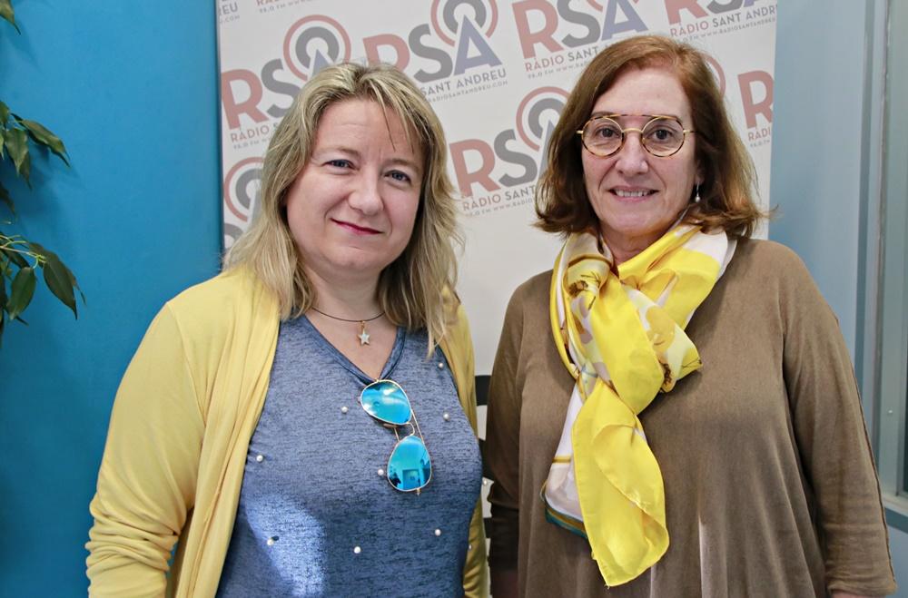 Susana Garcia i Glòria Jodar