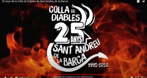 25 anys colla diables