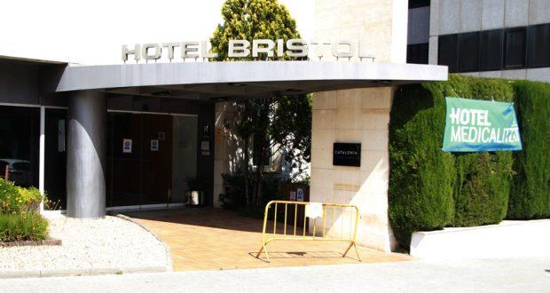 Hotel Bristol medicalitzat