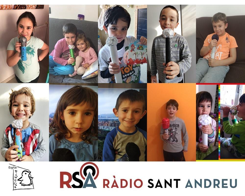 Missatges nens nenes esplai RSA