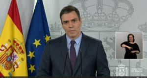 Pedro Sánchez 4 abril