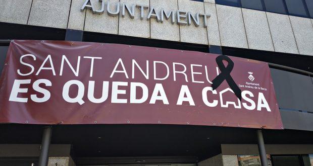 Ajuntament Sant Andreu Barca - Covid 19