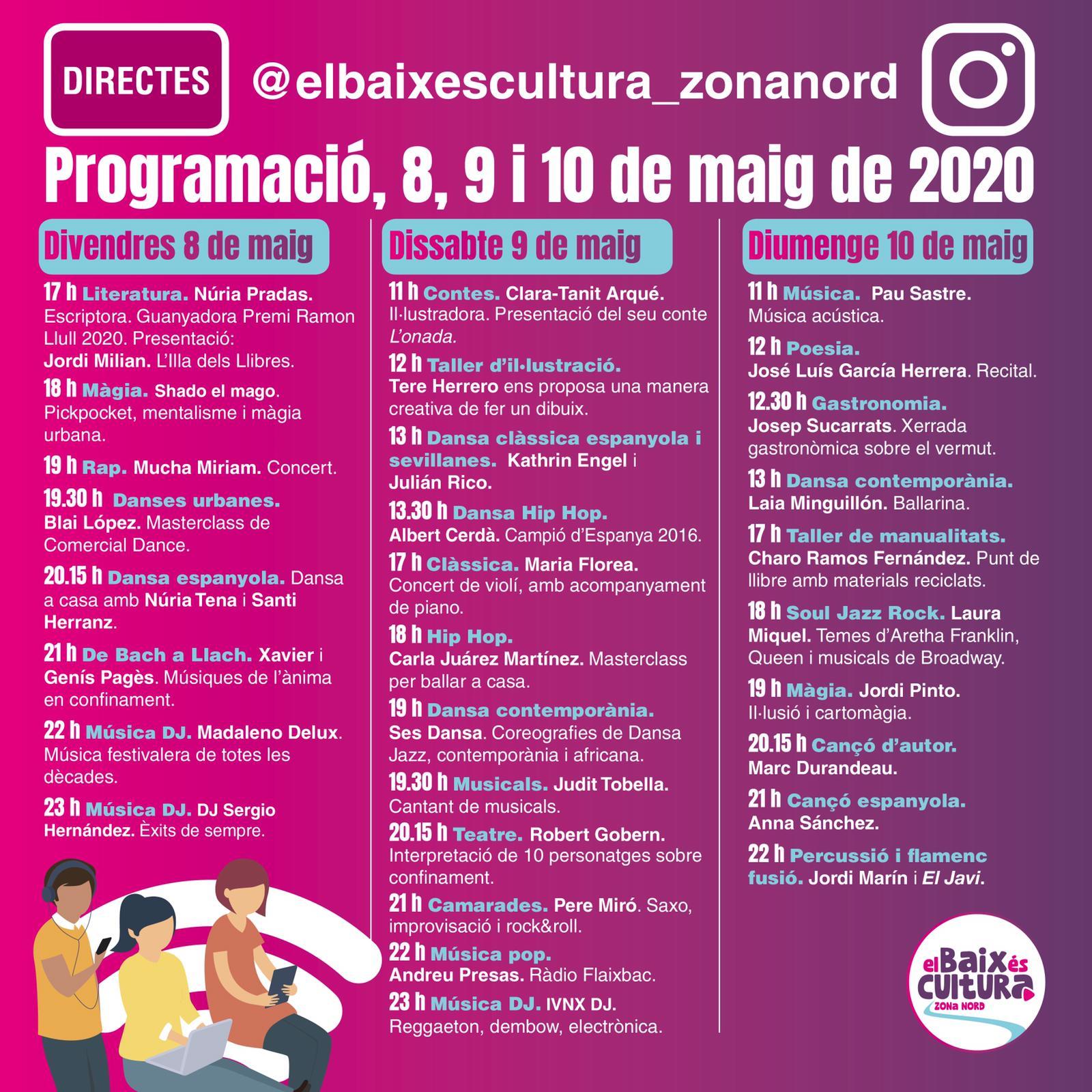 programa festival