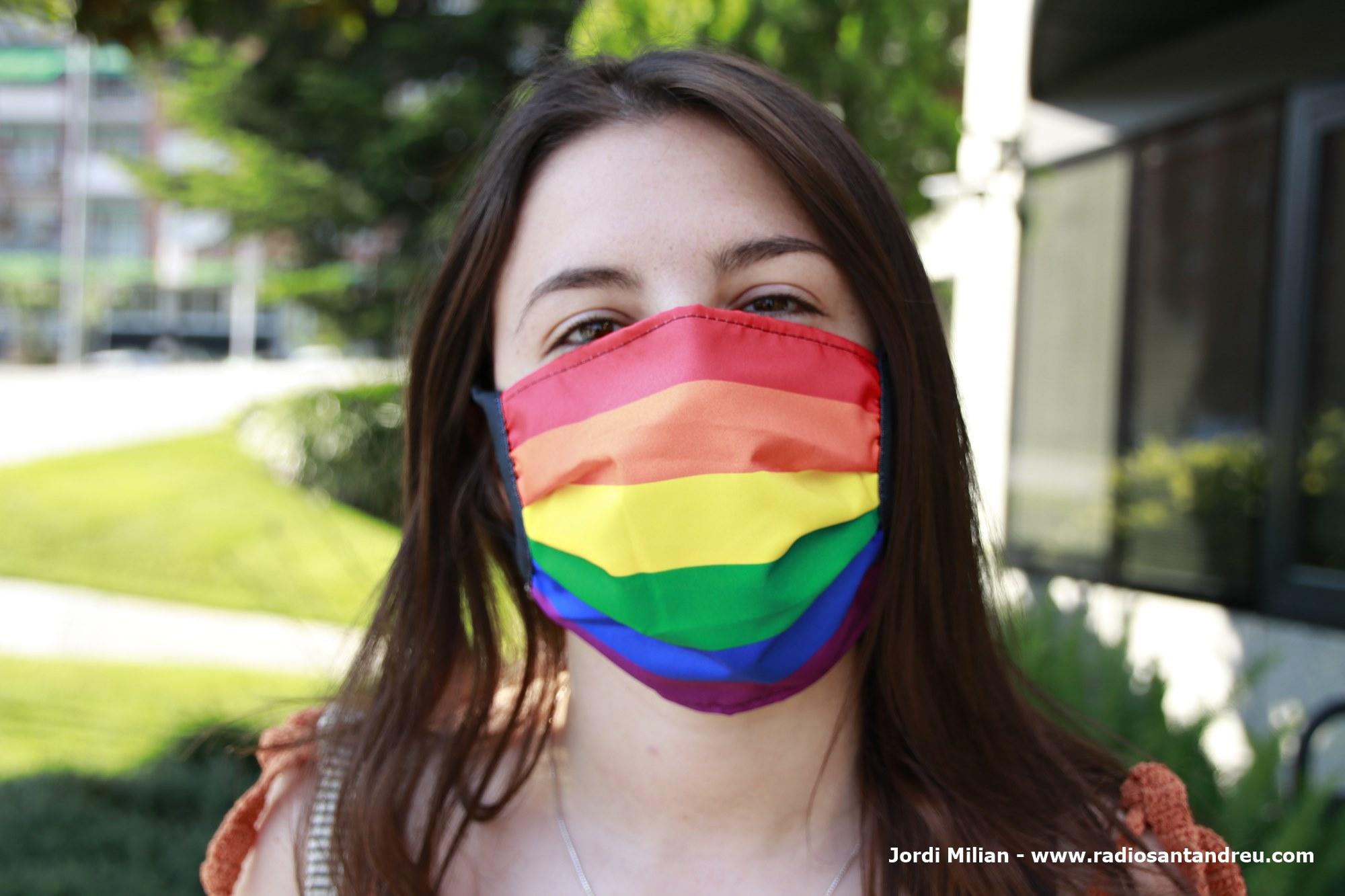 Ajuntament pancarta LGTBI 2020 - 03