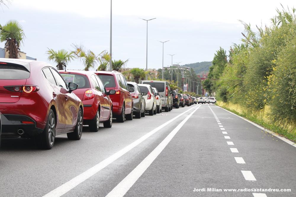 Mobilitzacions NISSAN marxa lenta - 06