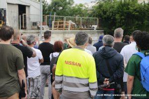 Mobilitzacions NISSAN marxa lenta - 11