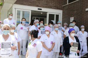 Personal sanitari reclama millores laborals SAB -  04