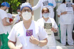 Personal sanitari reclama millores laborals SAB -  06